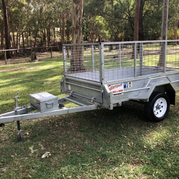 Gold Coast Trailer Hire - SEATONS