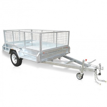 Premium Heavy Duty Range ATM 1400kg 9 x 5 Caged Trailer