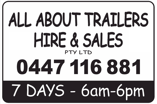All About Trailers Hire & Sales